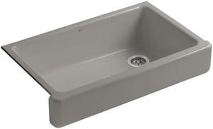 Kohler Whitehaven® 1-Bowl Undermount Kitchen Sink K6488