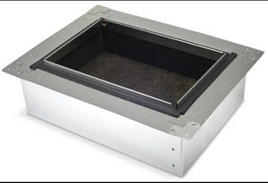 Atco Rubber Products 12 x 12 in. Register Box A09970118