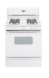 General Electric Appliances Hotpoint® 30 x 46-1/8 in. Natural Gas Free Standing Range GRGB530DET
