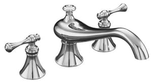 Kohler Revival® Deckmount Bath Faucet Trim with Double Lever Handle KT16119-4A