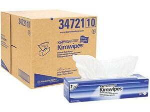 Kimberly Clark Kimtech® Lint Free Wipes (Case of 15) K34721CA