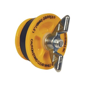 Cherne Gripper® Gripper Mechanical Plug C2702 at Pollardwater
