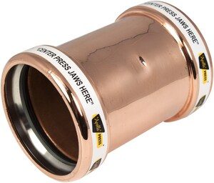 Elkhart Products Corporation Wrot Copper Coupling CCWSLFXP
