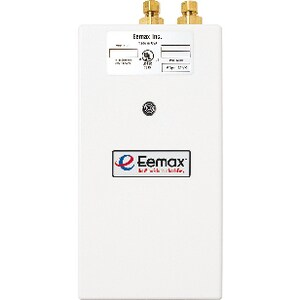 Eemax 8kW Non-Thermostatic Electric Tankless Hot Water Heater ESP80DL