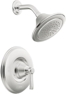 Moen Rothbury™ Single Lever Handle IPS Perforated Lever Shower Trim MTS2212EP