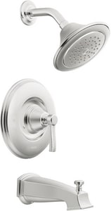 Moen Rothbury™ 2 gpm Tub and Shower Trim MTS2213EP
