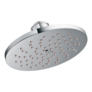 Moen 2.5 gpm 1-Function Rainshower Showerhead MS6360