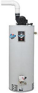 Bradford White Defender Safety System® 75 gal. Stainless Steel Power Vent LP Gas Water Heater with Burner BM2TW75T6SX