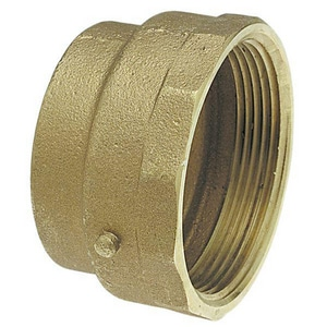 DWV Cast Copper x Female Adapter CCDWVFAM