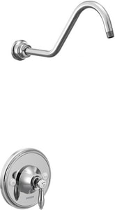 Moen Weymouth® Shower Trim Kit with Single Lever Handle MTS32102NH
