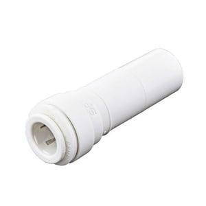 John Guest USA CTS Stem x OD Tube Polypropylene Stem Reducer JPP06W