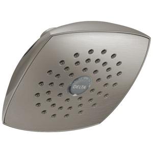 Delta Faucet 2 gpm Raincan Touch Clean Showerhead DRP64859
