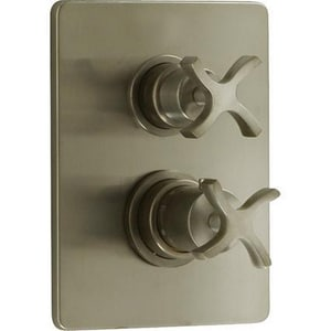 Fortis Siena Thermostatic Valve Trim with Double Cross Handle F8569000
