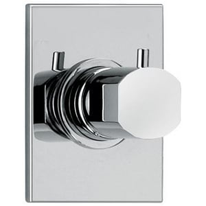 Fortis Scala 3-Way Diverter Valve Trim Only with Single Knob Handle F8442500