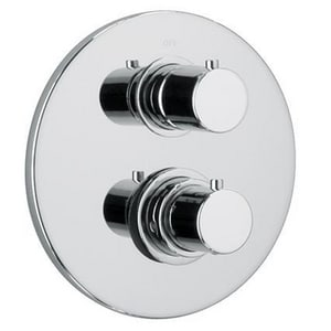 Fortis Milano Thermostatic Valve Trim with Double Knob Handle F7869000