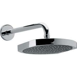 Fortis San Marco 8 in. 1-Function Decorative Showerhead Kit F8975000