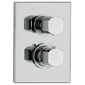 Fortis Scala Thermostatic Outlet Diverter in Polished Chrome F8469100PC
