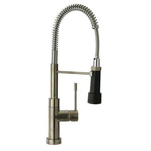 Fortis 6-53/64 in. Single Lever Handle Pull-Down Kitchen Faucet F7855700