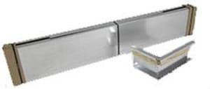 Micrometl 11 in. Cbc Knockdown Curb BAYCURB043A M0543C11D00010