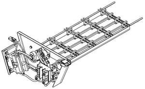 Trane HTR Series 10kW Heater with Lugs GAF2 TBAYECAA10LG1AA