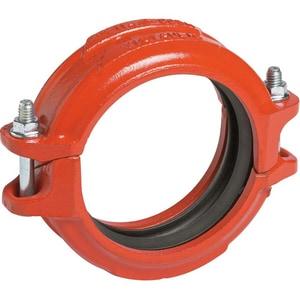 Victaulic FireLock® Style 005 Galvanized Rigid Coupling VDOML005GE0