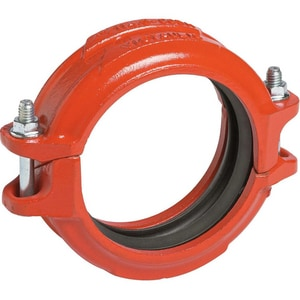 Victaulic FireLock™ Style 005 Galvanized Forged Steel Coupling VDOML0005GE1