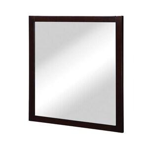Deco Lav Cameron 32 x 30 in. Wall Mirror D9708