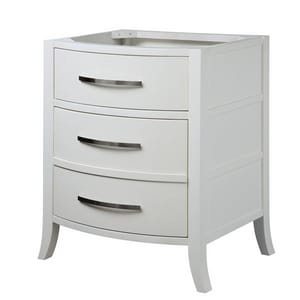 DECOLAV® Lola™ 25-31/100 in. Wood Vanity Cabinet D5254