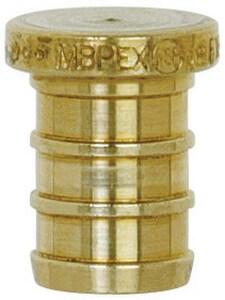 Sioux Chief PowerPex™ 1/2 in. PEX Barb Plug S640XG02