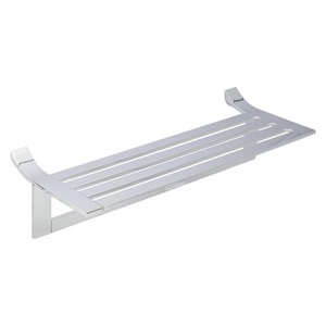 Ginger USA Cinu 24 in. Hotel Shelf with Towel Bar G474324