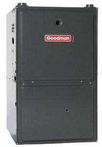 Goodman ComfortNet™ 24-1/2 in. 96% AFUE 2 - 5 Ton Modulating-Stage Upflow and Horizontal 1 hp Natural Gas Furnace GGMVM965DX