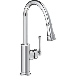 Elkay Explore™ 1.5 gpm Single Lever Handle Pull-Down Kitchen Faucet ELKEC2031