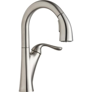 Elkay Harmony™ 1-Hole Pull-Down Spray Faucet with Single Lever Handle ELKHA4032