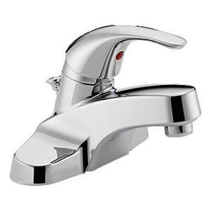 Peerless Faucet 1.2 gpm Lavatory Faucet with Single Lever Handle PP188620LFM