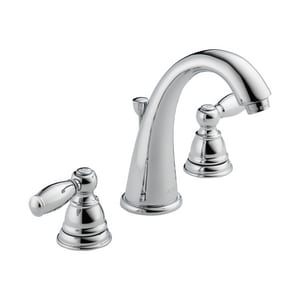 Peerless Faucet 1.2 gpm Double Lever Handle Lavatory Faucet PP299196LF