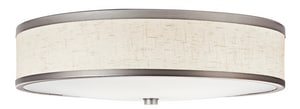 Kichler Lighting 3-Light Fluorescent Ceiling Flushmount KK10824CP