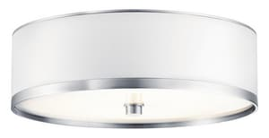 Kichler Lighting Pira 40W 1-Light Candelabra Incandescent Ceiling Light KK10803