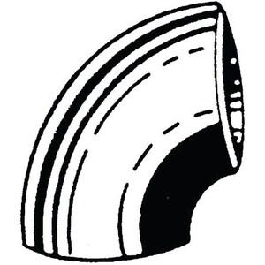Extra Heavy Carbon Steel Short Radius Weld 90 Degree Elbow PWXSR9