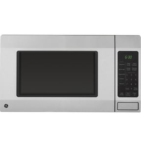 General Electric Appliances 1.6 CF Countertop Microwave Oven GJES1656SRSS