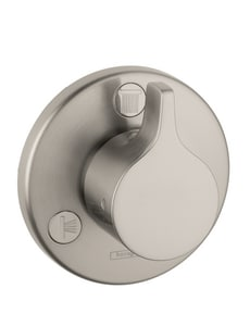 Hansgrohe Ecostat Tub and Shower Diverter Valve with Single Lever Handle H04354