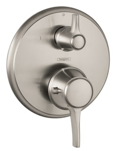 Hansgrohe Ecostat Single Lever Handle Thermostatic Trim Volume Control H15752821