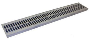 National Diversified Sales Channel Grate Grey N241