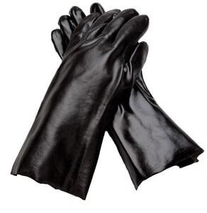 PROSELECT® PVC Black 14 Gauntlet Gloves PSG18156