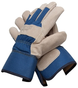 PROSELECT® Lined Pigskin Palm Gloves PSG2065