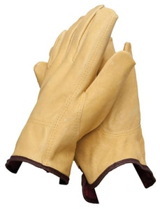 PROSELECT® Lined Pigskin Driver Gloves PSG2025