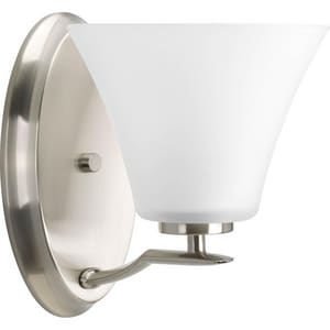 Progress Lighting Bravo 100W 1-Light Bath Light PP2004
