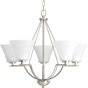 Progress Lighting Bravo 5 Light 100W Chandelier PP4623