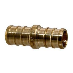 Nibco DZR Brass Insert Coupling NNP01D