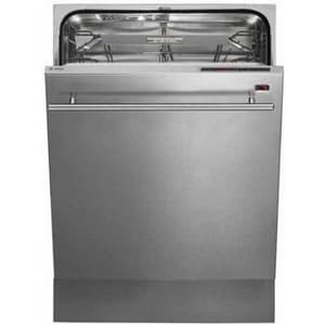 Asko 10 in. Spray 7 Temp Hidden Control Dishwasher AD5654HS