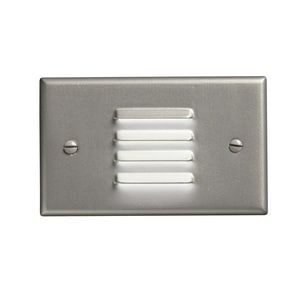 Kichler Lighting Step and Hall Light in Brushed Nickel KK12650NI